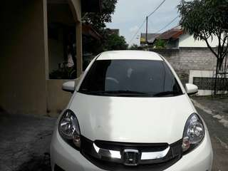dijual mobilio type e  manual 2016
