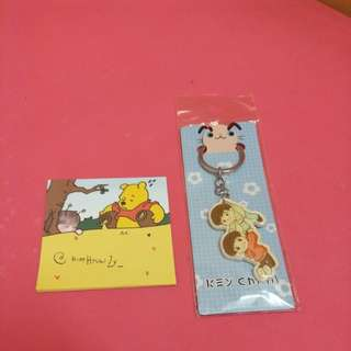 Exo ChanBaek Keychain - Fansite Goods