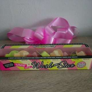 Wash upon a star soap & glory