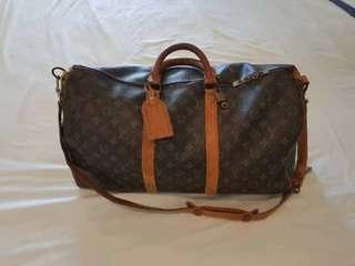 Louis vuitton and mimco bag