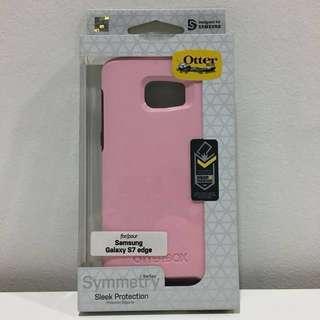 OtterBox Symmetry Samsung Galaxy S7 Edge Case: (Rose)