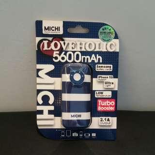 (新年大掃除價 ) MICHI Loveholic 充電寶 (尿袋)