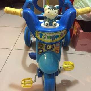 兒童 腳踏車 三輪車