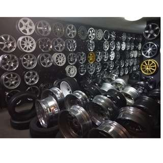 "14"" - 18"" Rims - $199 / rim - Rims & Tyres - All cars & vans"