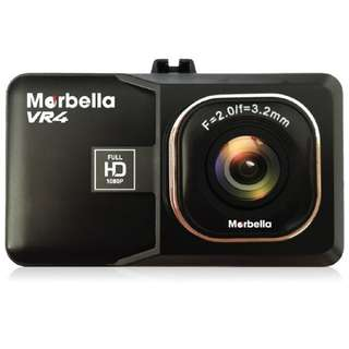 1year warranty Marbella VR4 Car cam Recorder Full HD1080P + Free 8GB