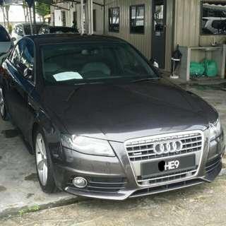 Audi A4 2.0T Quattro Good Condition