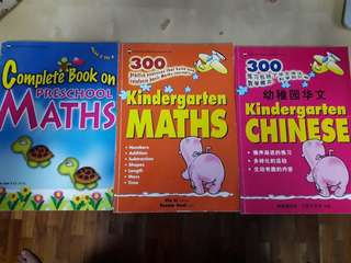 K1 and K2 assessment book