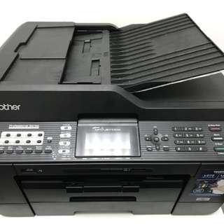 Brother Printer MFC-J6710DW Wireless Colour Printer