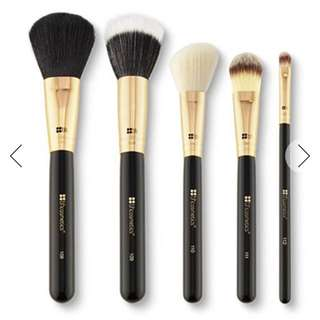 Authentic BH Cosmetic brushes