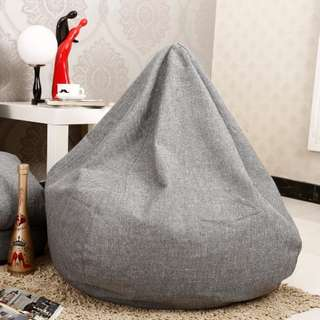 Free Delivery Linen Bean Bag