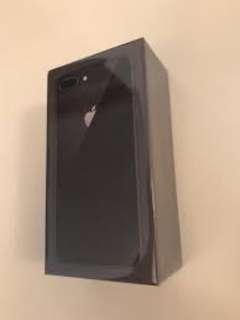 Iphone 8+ 64GB Grey Kredit dan Cash