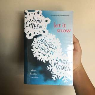 Let It Snow - John Green