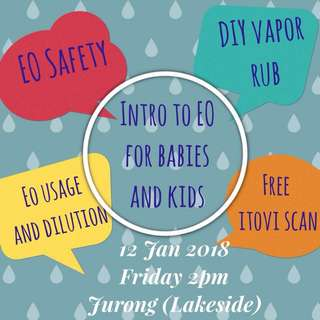 Learn how to use eo for babies and kids