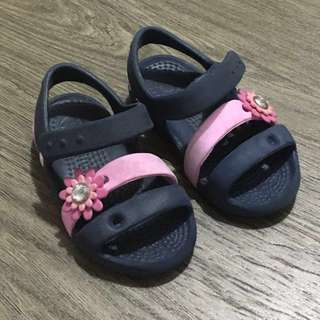 Crocs Girl Toddler Sandals Size C6