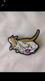 貓貓 膠袋 胸針 扣針
