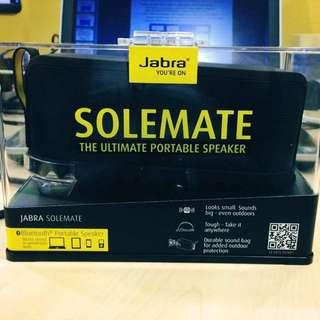 Jabra Solemate Wireless Bluetooth Speaker