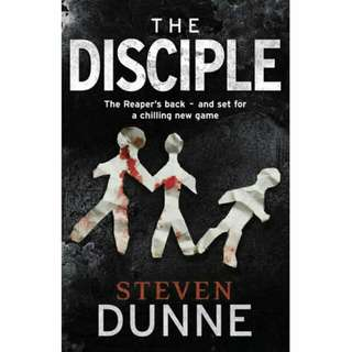 The Disciple || damen brook [English novel]