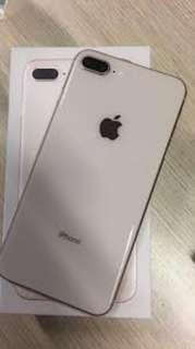 Iphone 8+ 256GB Silver Ready Kredit dan Cash