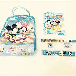 Party Goodies: Stationery Bag Set