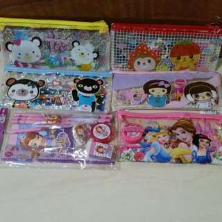 Stationary Sets Disney and Assorted