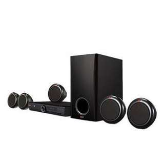 LG 300W DVD Home Theater System DH3140S (Brand New)