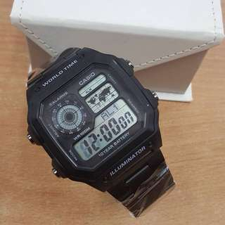 Casio Iluminator Watches
