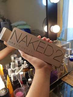 Pre-loved Naked 2 (Authentic)