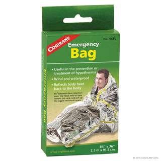Coghlands Emergency Bag / Blanket (#2)
