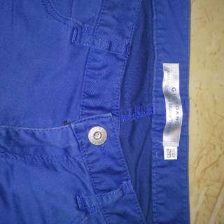 Giordano Jeans Blue