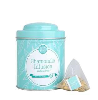JWP Artisan Tea - Chamomile Infusion Tea 洋甘菊 (10 tea bags per tin)