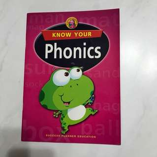 Know Your Phonics