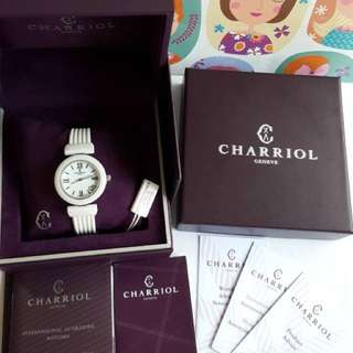 Charriol Ceramic Watch