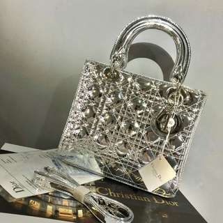 Lady Dior Silver