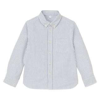 Muji Striped Shirt