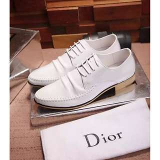 EAWEDGOS 2018 All Size Dior Leather Formal Casual Shoe