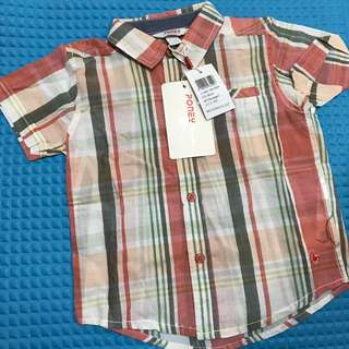 Poney shirt for boys