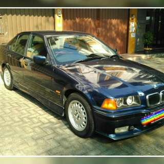 Bmw e36 318i manual thn 1997