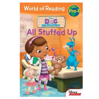 (Scholastic) Doc McStuffins Series