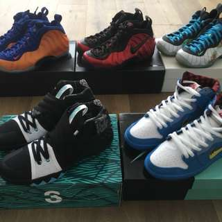Brand New Nike Basketball Shoes For Sell
