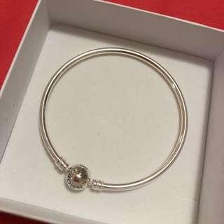 Authentic Pandora Bangle Bracelet