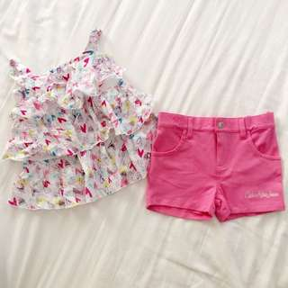 Little Girl 2 pc set