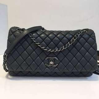 Authentic Chanel Jumbo Flap
