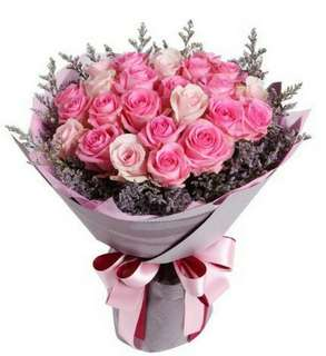 Valentine Kiss Bouquet V84 - Yiiuv