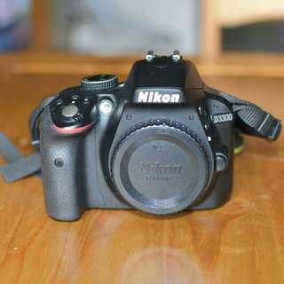 Nikon D3300 24MP DSLR Body Only