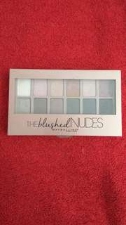 Maybelline The Blushed Nude [Preloved]
