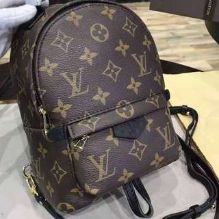 Louis Vuitton Palm Springs Mini Monogram