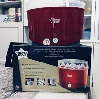 TOMMEE TIPPEE Sterilizer only.