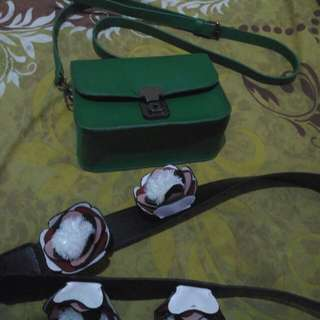 Reprice Tas Cross body 2 strap