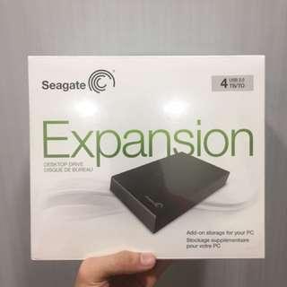 BNIB Seagate Expansion 4TB