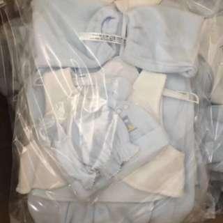 需訂貨(50-60睡袋/夾衣+帽+手套+馬夾)4件套